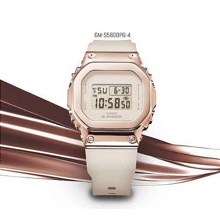 Relógio GShock GM-S5600PG-4