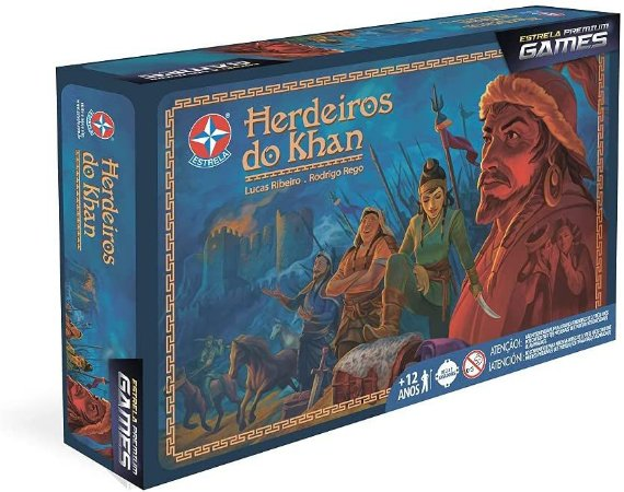 Herdeiros Do Khan