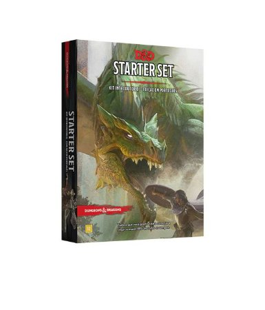 D&D: Starter Set - Kit Introdutório