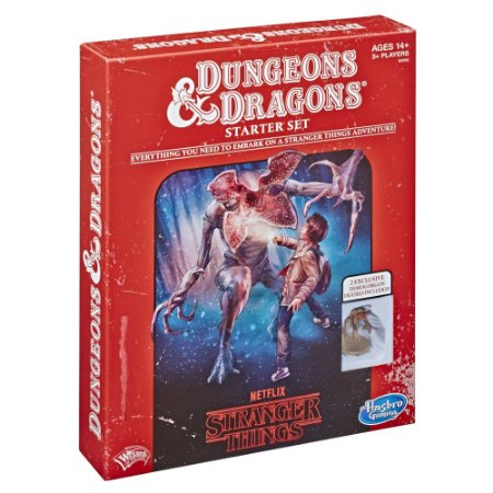 Dungeons & Dragons: Stranger Things