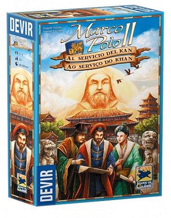 Marco Polo II: A Serviço de Khan