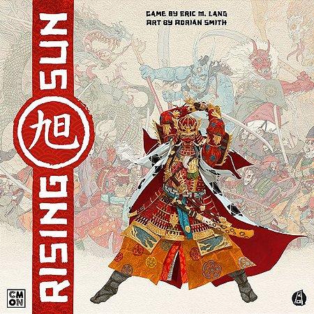 Rising Sun (Importado/Inglês)