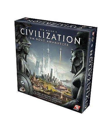 Civilization: Um Novo Amanhecer