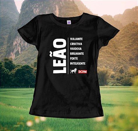 Camiseta Leão Viajante