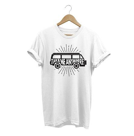 Camiseta Take me Anywhere