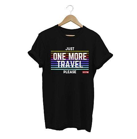 Camiseta One More Travel