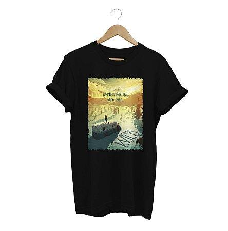Camiseta Into the Wild