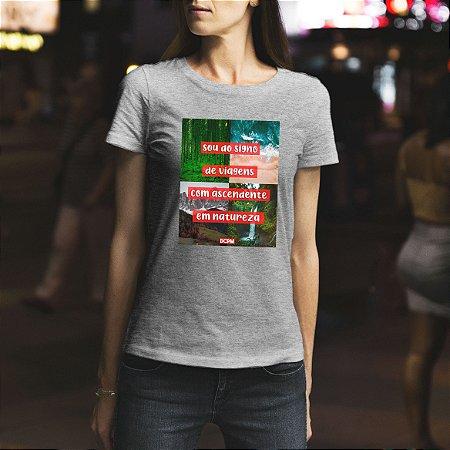Camiseta Signo de viagem