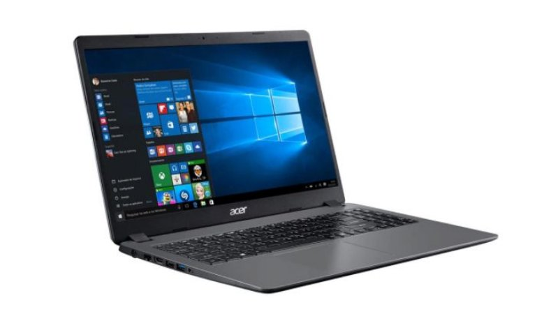 NOTEBOOK ACER A315-56-34A9 -  INTEL CORE I3 1005G1 8GB (2X4GB) 1TB 15,6 WINDOWS 10