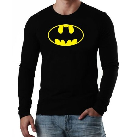 Camiseta Batman - Classic - Vários Modelos