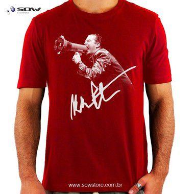 Camiseta Faith No More - Mike Patton - Vários Modelos
