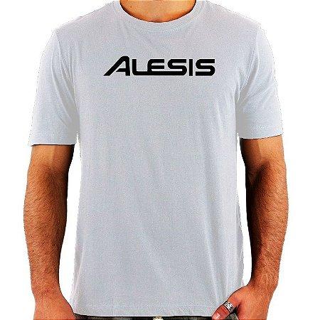 Camiseta Alesis - Vários Modelos
