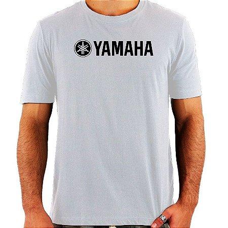 Camiseta Yamaha - Vários Modelos