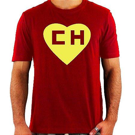 Camiseta Chapolin Colorado - Vários Modelos