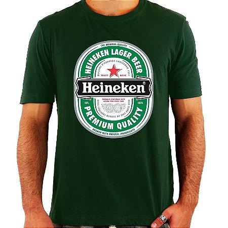 Camiseta Heineken - Várias Cores