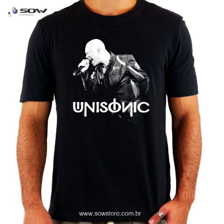Camiseta Michael Kiske - Unisonic