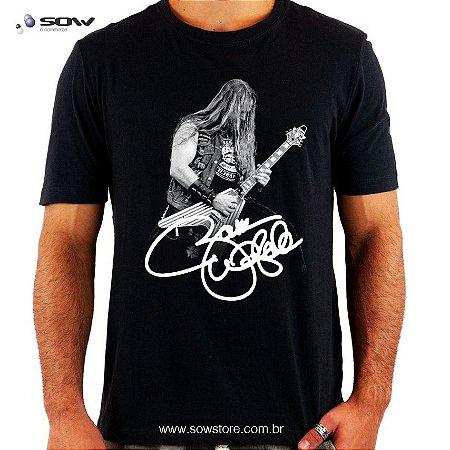 Camiseta Zakk Wyld - Produto Exclusivo