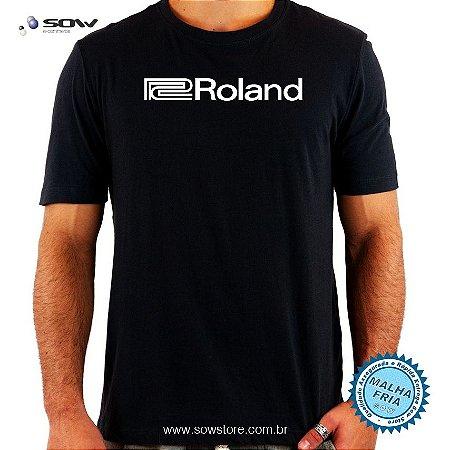 Camiseta Roland - Malha Fria