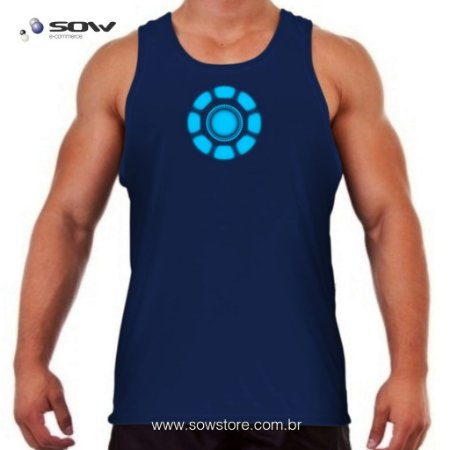 Regata Iron Man - Arc Reactor