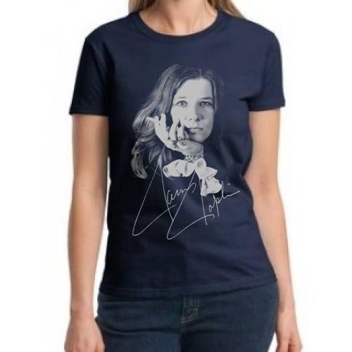 Camiseta Janis Joplin - Vários Modelos