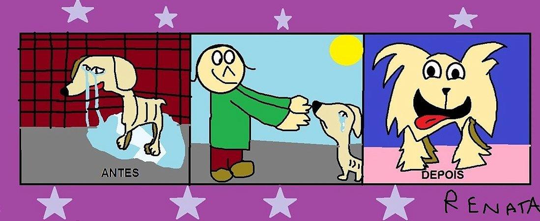 Adote Um Cachorro