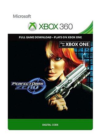Perfect Dark Zero - Xbox 360 / Xbox One