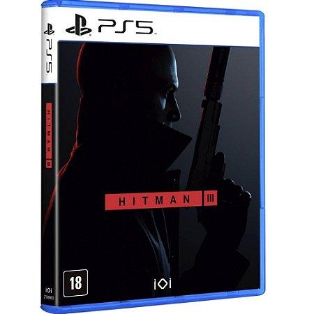 Hitman 3 PS5 Midia Fisica