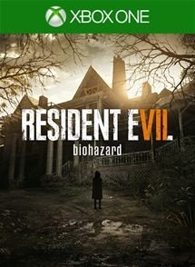 Resident Evil 7 Biohasard Xbox One
