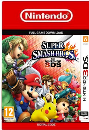 Super Smash Bros. Nintendo 3DS