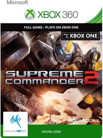 Supreme Commander 2 - Xbox 360 / Xbox One