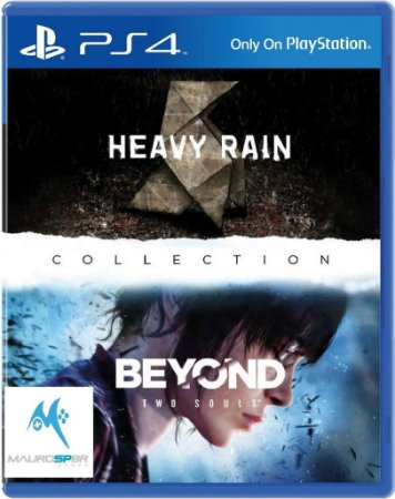 Heavy Rain and Beyond Two Souls Collection PS4 MIDIA FISICA