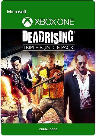 Dead Rising Pacote Triplo Xbox One