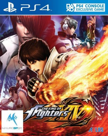 The King of Fighters XIV PS4 MIDIA FISICA
