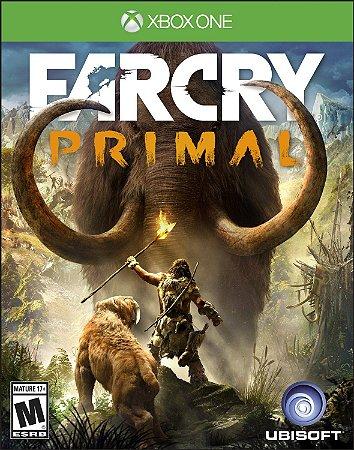 Far Cry Primal Xbox One MIDIA FISICA