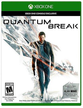 Quantum Break Xbox One MÍDIA FISICA