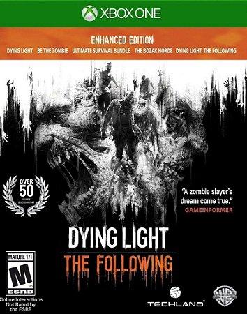 Dying Light: The Following - Edição Aprimorada - Xbox One MÍDIA FISICA