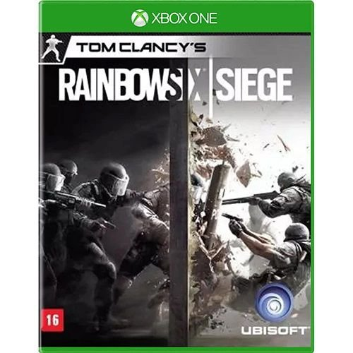 Tom Clancys Rainbow Six Siege Xbox One MÍDIA FISICA