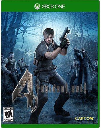 Resident Evil 4 Xbox One MIDIA FISICA