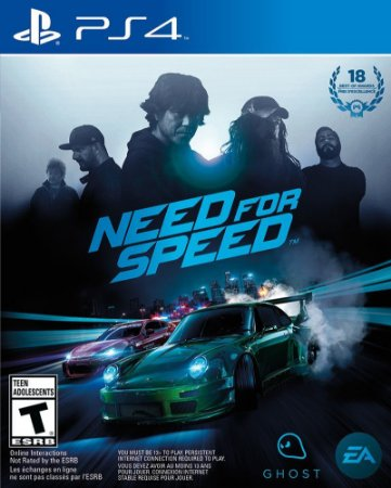 Need For Speed 2015 Ps4 MIDIA FISICA