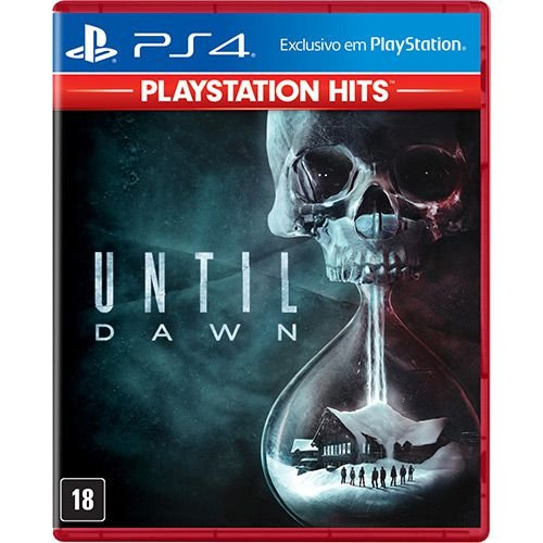 Until Dawn PS4 MIDIA FISICA