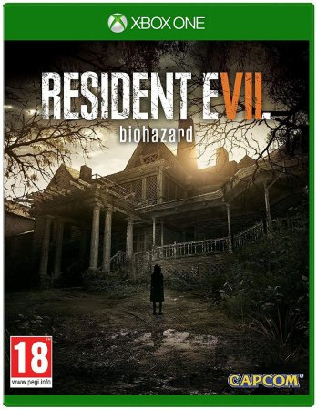 Resident Evil 7 Xbox One MIDIA FISICA