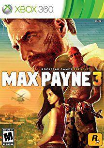 Max Payne 3 - Xbox 360 -MIDIA FISICA