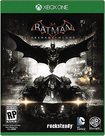 Batman Arkham Knight Xbox One MIDIA FISICA