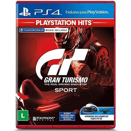 Gran Turismo Sport PS4 MIDIA FISICA