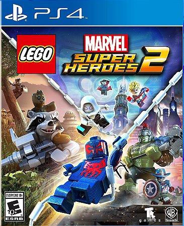 Lego Marvels Super Heroes 2 Ps4 MIDIA FISICA
