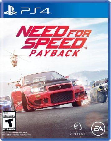 Need For Speed Payback Ps4 MIDIA FISICA