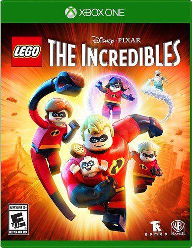 Lego Os Incriveis Xbox One MIDIA FISICA