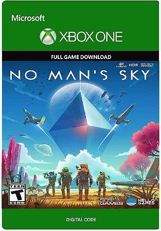 No Mans Sky Xbox One