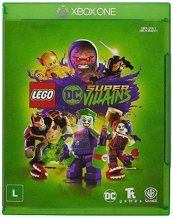 LEGO DC Super Vilões Xbox One Midia fisica