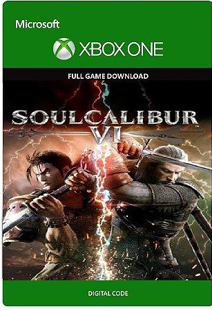 SOULCALIBUR Ⅵ XBOX ONE